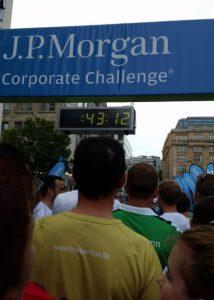 Juchhu! DeFrEnT hat nach 43 Minuten den Start erreicht!