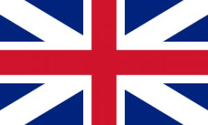 Flagge von Groß-Britannien