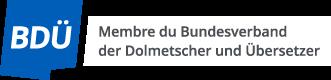 BDÜ member logo